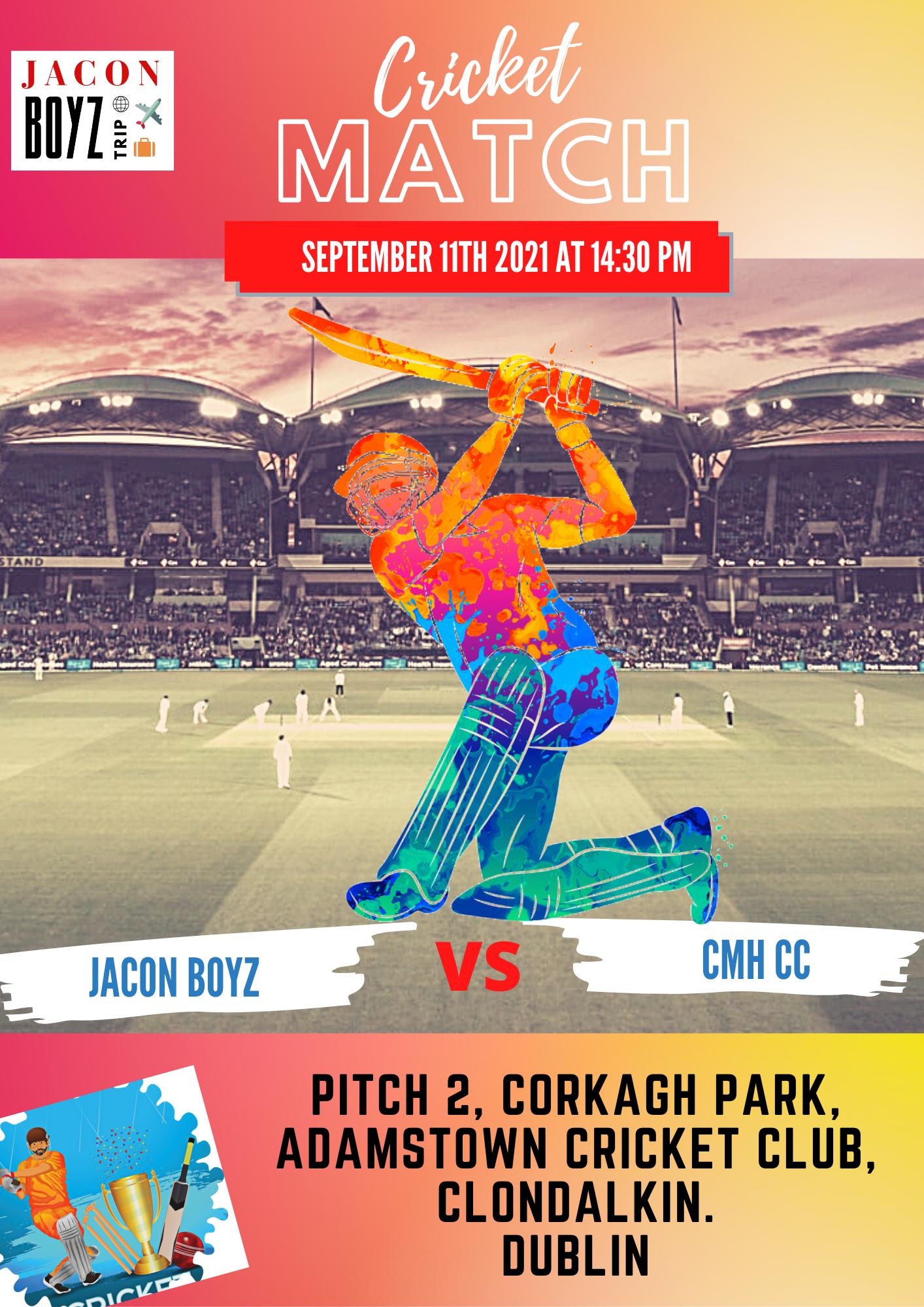 Dublin Cricket Tour